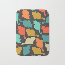 Cats and kittens Bath Mat