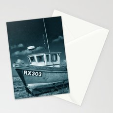 Dungeness And Boat Stationery Cards
