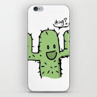hug iPhone & iPod Skins featuring Hug? by UNDeRT4keR