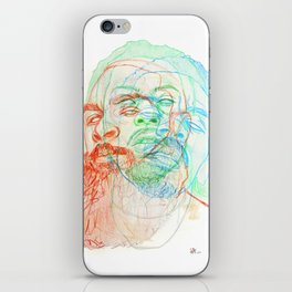 The Glorious Dead iPhone Skin