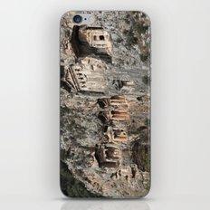 Dalyan Rock Tombs iPhone & iPod Skin