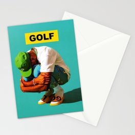 Golf wang Tyler The Creator Stationery Cards