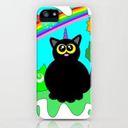 Kitty world! iPhone Case