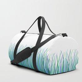 Blue Grasses Duffle Bag