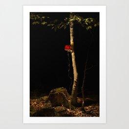 tree 3 Art Print