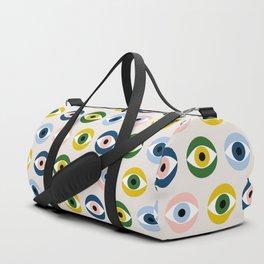 Evil Eyes Duffle Bag