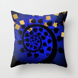 Bodhi Tree0603 Throw Pillow