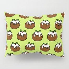 Christmas Pudding Pattern Pillow Sham