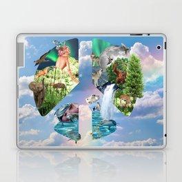 Gaia: Mother Earth Laptop & iPad Skin