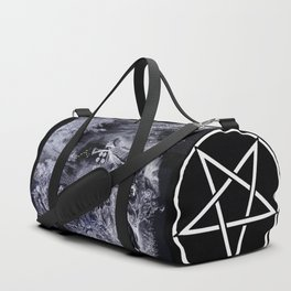 A Song Of Night Duffle Bag