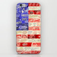 Logo Flag iPhone Skin
