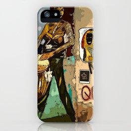 Muerte Al Estado iPhone Case
