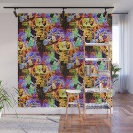 Premium Mishmash Wall Mural