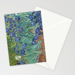 Vincent van Gogh - Irises Stationery Cards