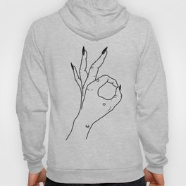 Witch Hand Hoody