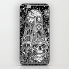 The Invisible College iPhone & iPod Skin