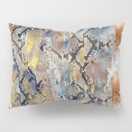 Luxury Snake Print Pillow Sham