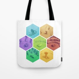 The Resource Conquest - 3D Tote Bag