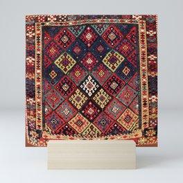 Jaff Kurdish West Persian Bag Print Mini Art Print
