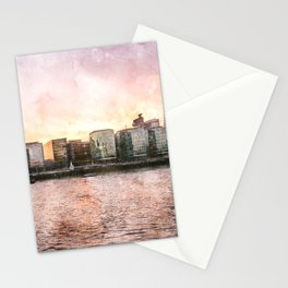 the-shard-london-architecture Stationery Cards