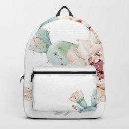 Perfect Cacti Rose Backpack