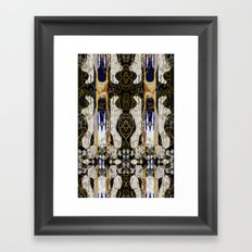 Drips ORG:01 Framed Art Print