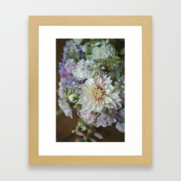 Country Bride Framed Art Print
