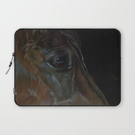 Hanoverian in Black Laptop Sleeve