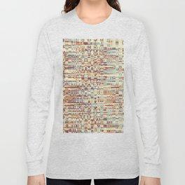Abstract pattern 103 Long Sleeve T-shirt