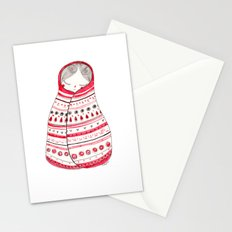 cuddle up Stationery Cards