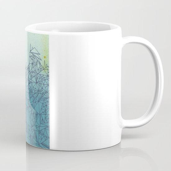 A Quiet Raft Mug