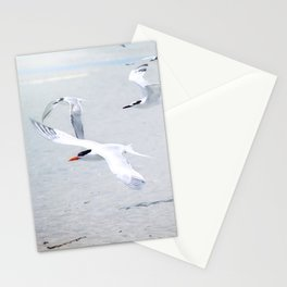 The Morning Rush Stationery Cards
