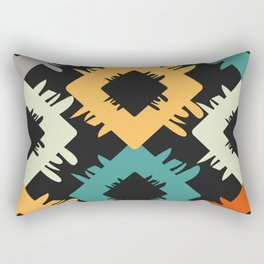 Bizarre shapes Rectangular Pillow