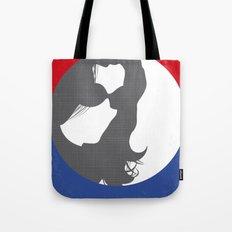 No755 My Jackie minimal movie poster Tote Bag