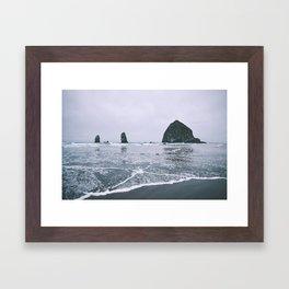 Cannon Beach II Framed Art Print
