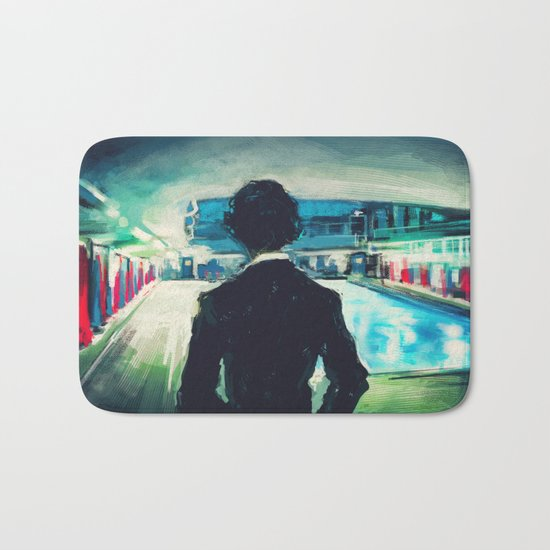 The Pool Bath Mat