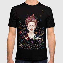 Frida Kahlo - Mexico T-shirt