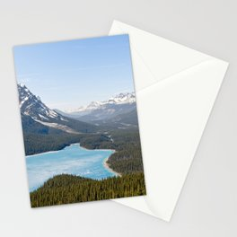 Peyto Lake - Banff NP, Canada Stationery Cards