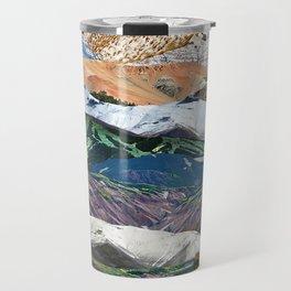 Infinite mountains Travel Mug