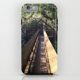 Treetop Pass iPhone Case