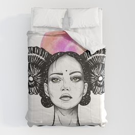 Aries - Zodiac Series Comforters