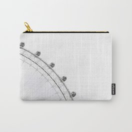 London Eye Monochrome Carry-All Pouch