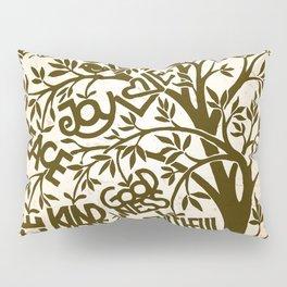Fruit of the Spirit (Monotone) Pillow Sham
