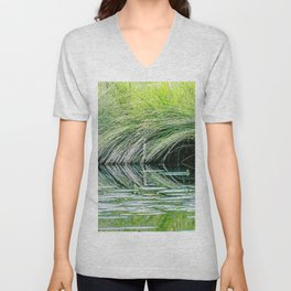 Wetlands (1) Unisex V-Neck