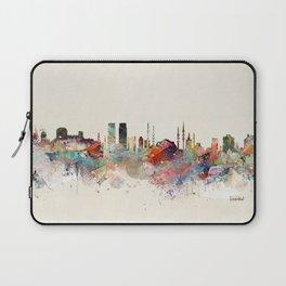 istanbul skyline Laptop Sleeve