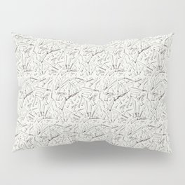 Apocalyptic Weapons  Pillow Sham