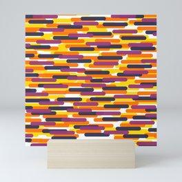 Fast Capsules 4 Mini Art Print