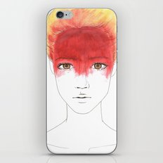 The 2nd tribe iPhone & iPod Skin