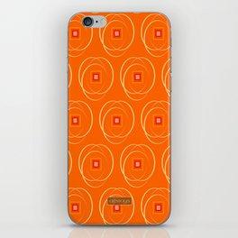 Warm Universe Pattern  iPhone Skin