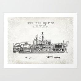 The Belafonte Art Print